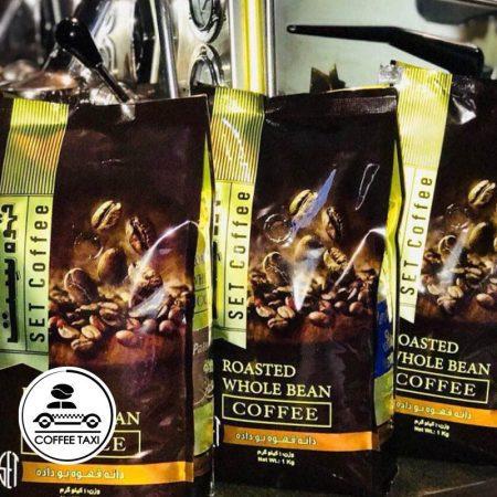 قهوه اسپرسو بلند لئو (60/40) سِت