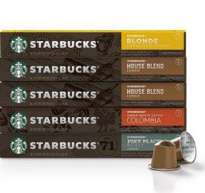 کپسول های قهوه Starbucks